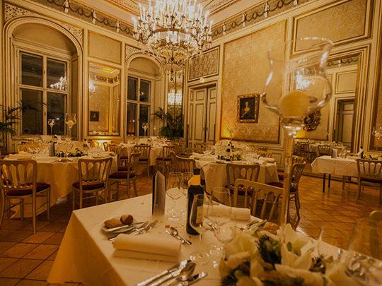 Dinner und klassische Konzerte in Wien