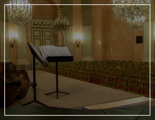 Impressionen klassische Musik Wien