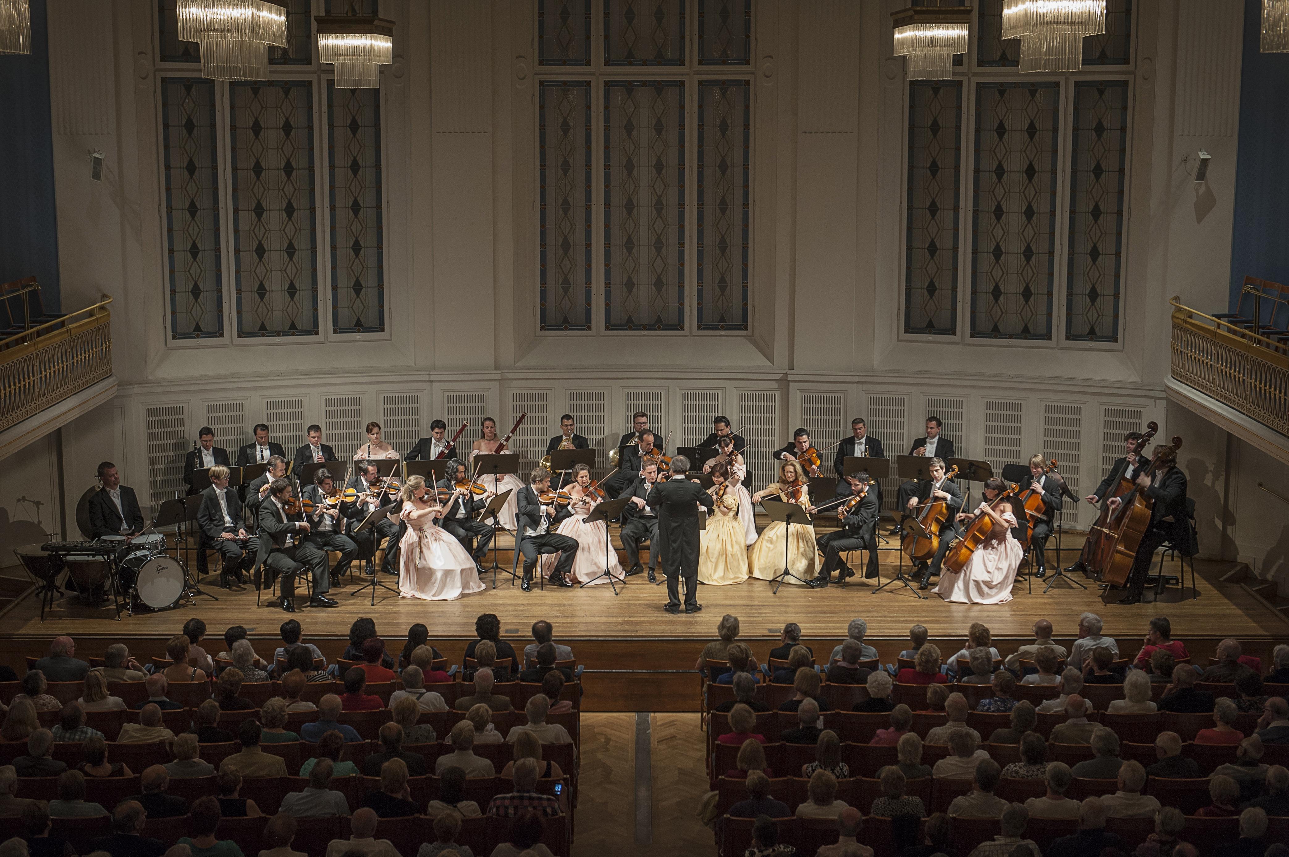 Sonderkonzert Wiener Konzerthaus Mozartsaal