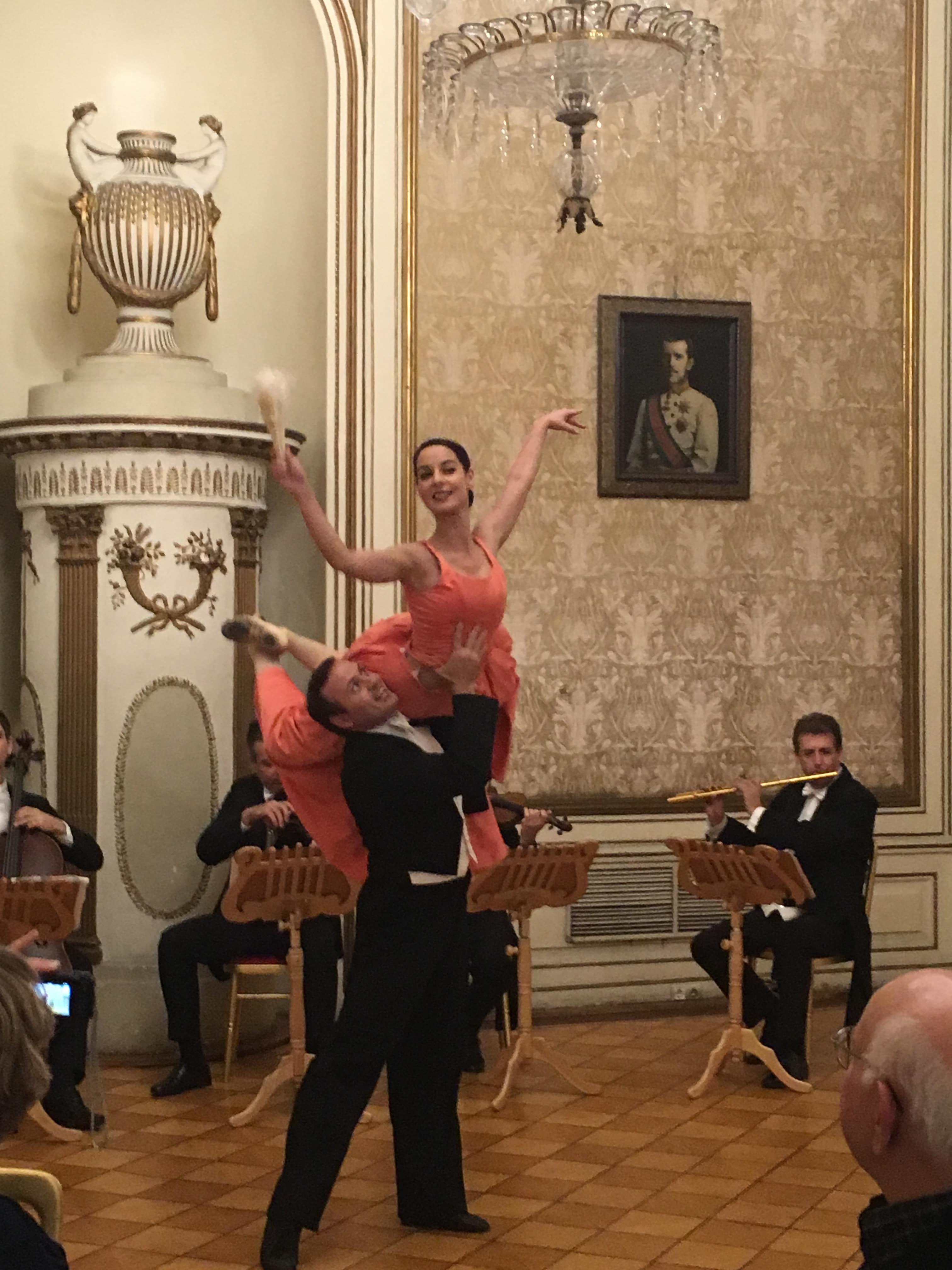 Exklusive Konzerte - Kronprinz Rudolf Saal Palais Auersperg - Wiener Residenzorchester