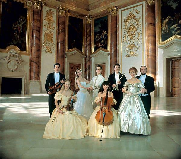 Orchester klassische Musik