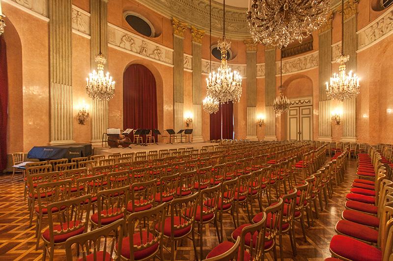 Palais Auersperg Rosenkavaliersaal