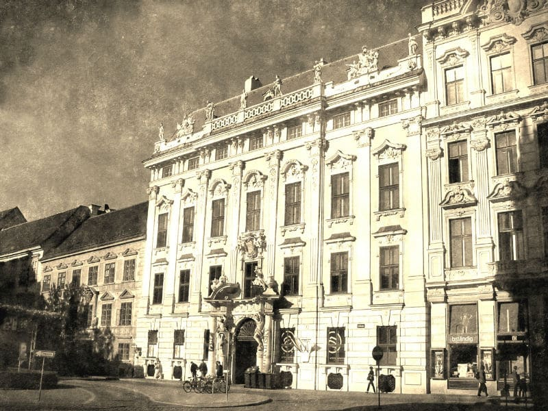 Le Palais Daun-Kinsky