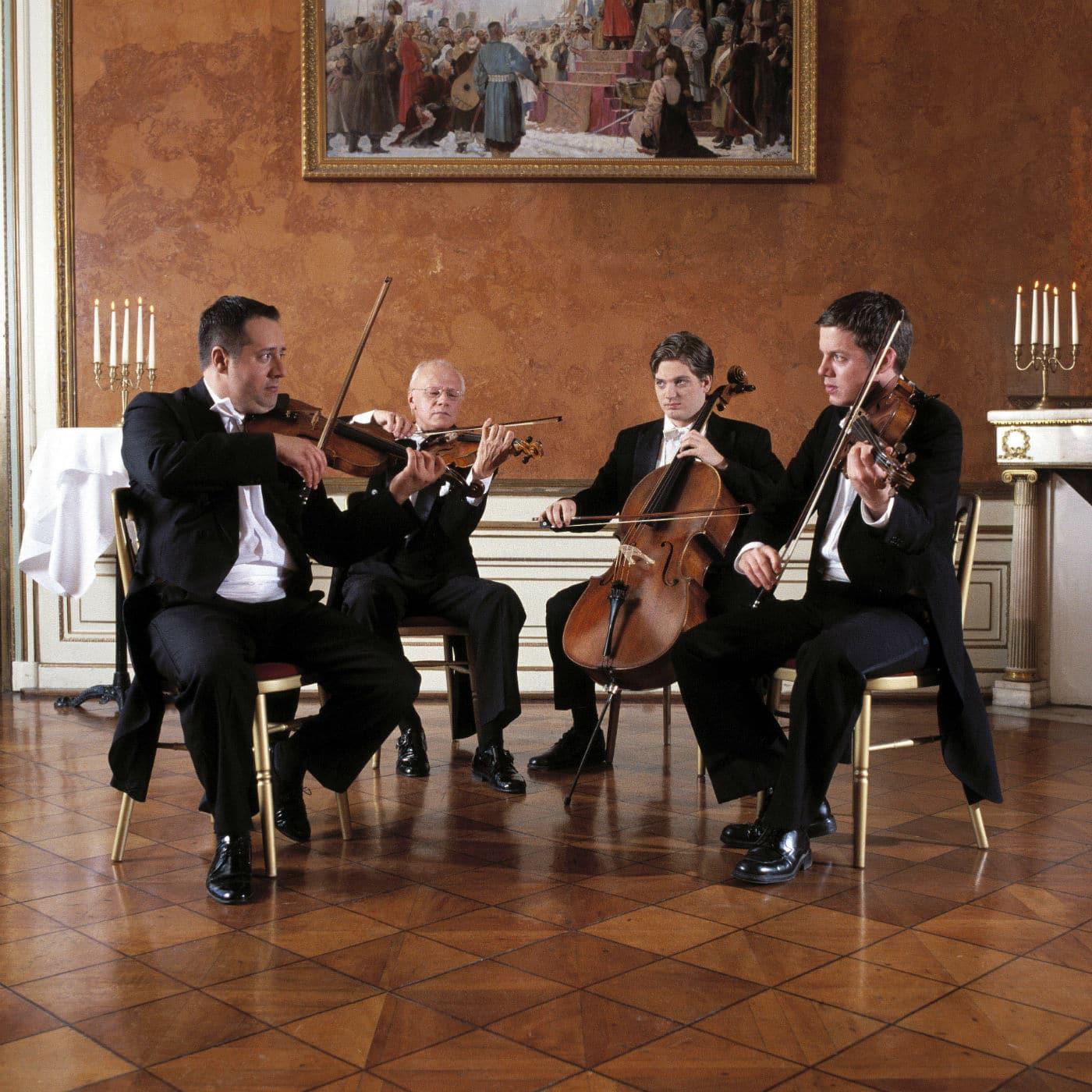 Wiener Residenzorchester Quartett klassische Musik