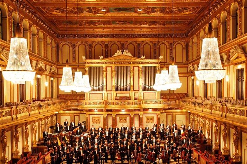 Wiener Musikverein - Grosser Saal