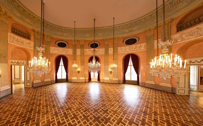Palais Auersperg- Konzert, Rosenkavaliersaal für klassische Musik in Wien