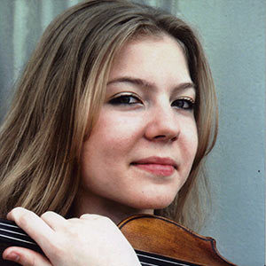 Anna Morgoulets Violine