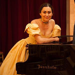 Marija Radusin-Todorovski Klavier