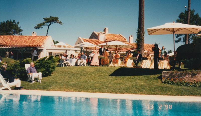 Wiener Residenzorchester in Uruguay