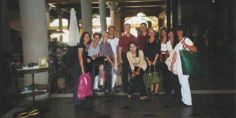 Wiener Residenzorchester in Thailand