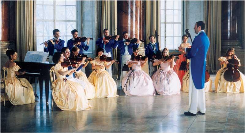 Wiener Residenzorchester klassische Musik und Konterte