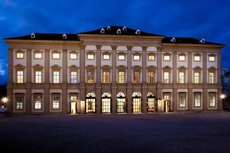 Südansicht © Palais Liechtenstein GmbH/ Akodu Mediendesign