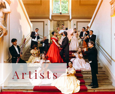 Artists classical Musik Vienna