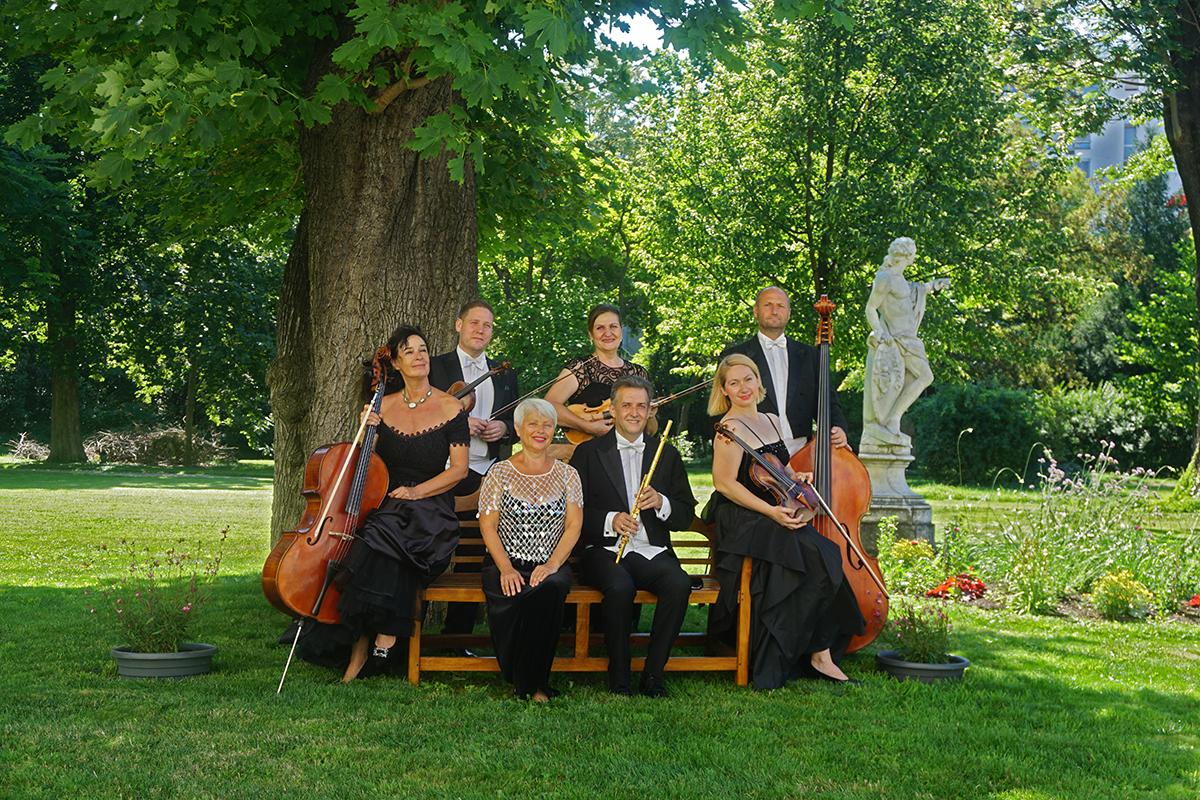 Wiener Klassik Konzert im Palais Auersperg