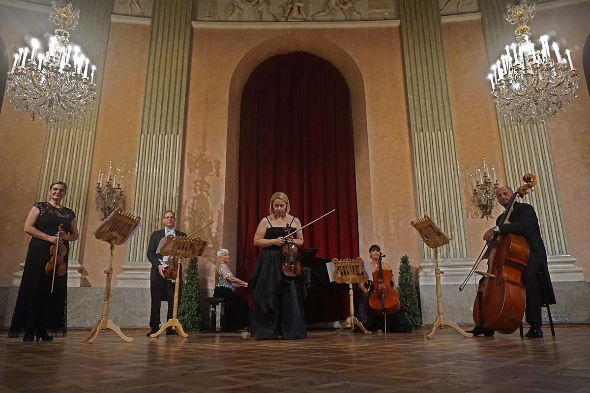Wiener Klassik Konzert im Rosenkavaliersaal